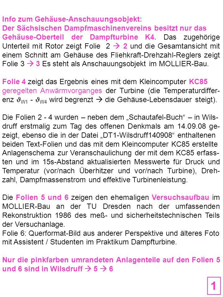1 Info zum Gehäuse-Anschauungsobjekt: