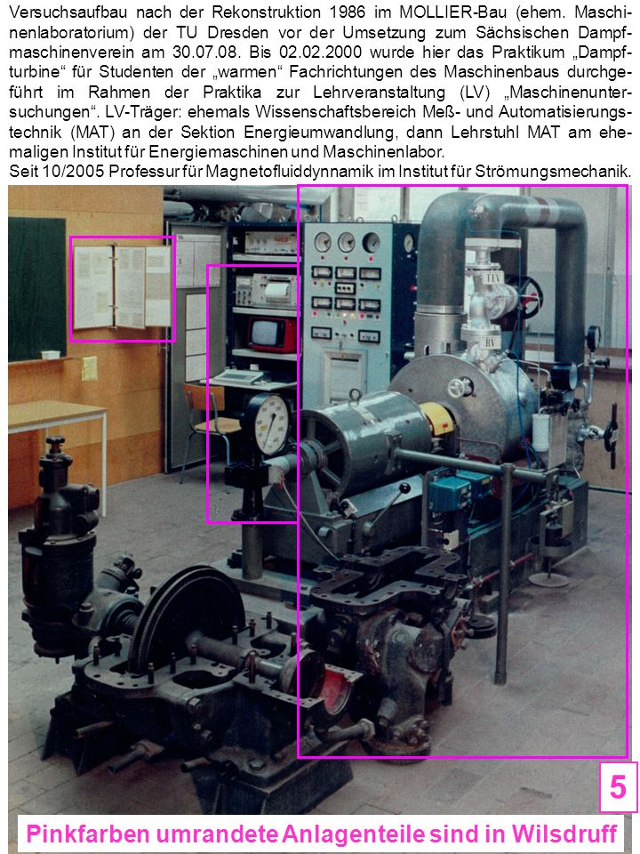 5 Pinkfarben umrandete Anlagenteile sind in Wilsdruff
