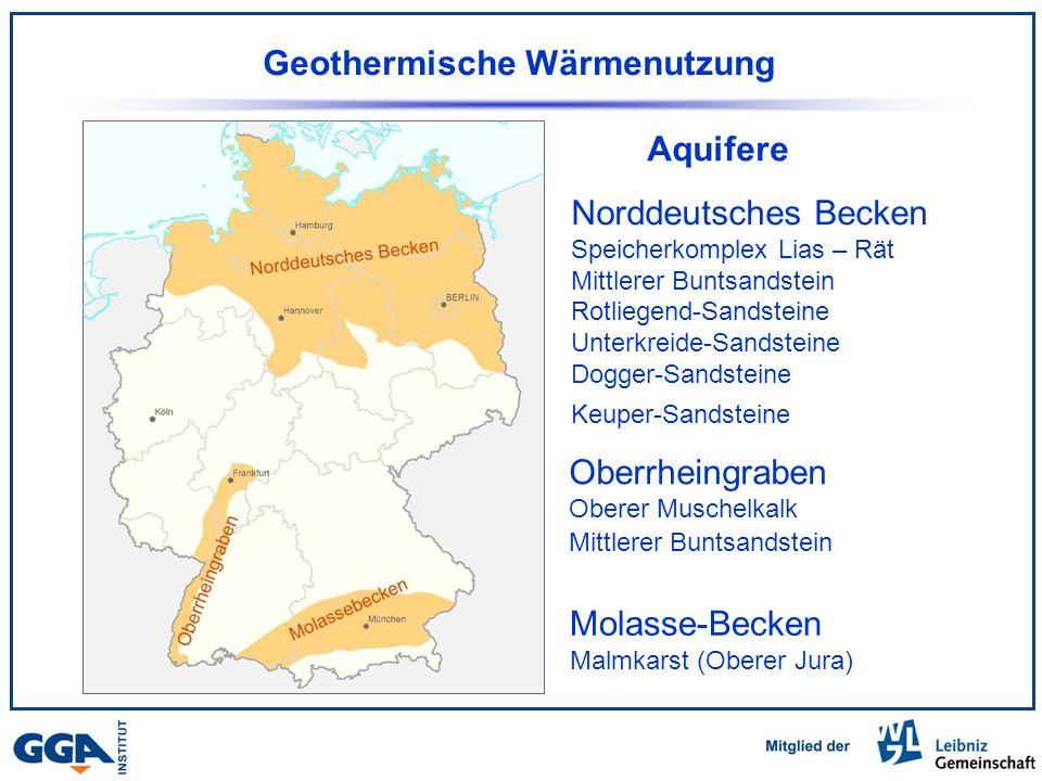 Geothermische Wärmenutzung