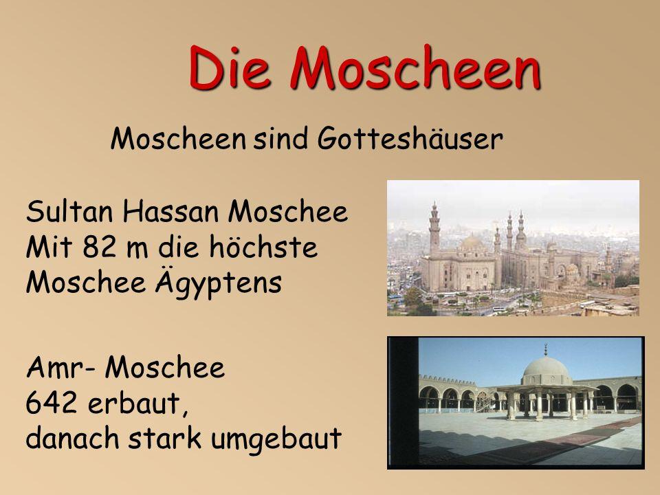 Moscheen sind Gotteshäuser