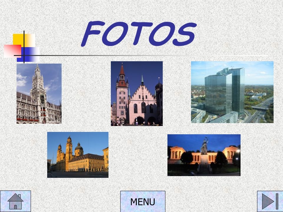 FOTOS MENU