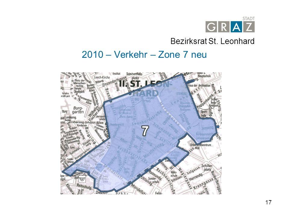 Bezirksrat St. Leonhard