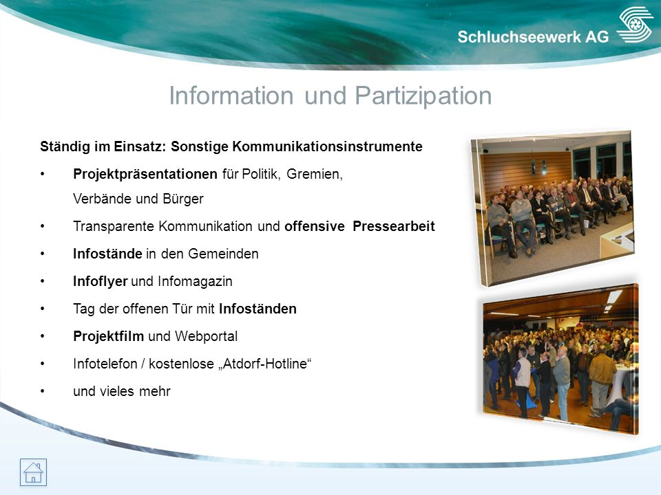 Information und Partizipation