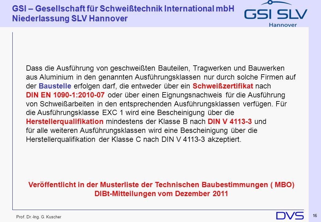 DIBt-Mitteilungen vom Dezember 2011