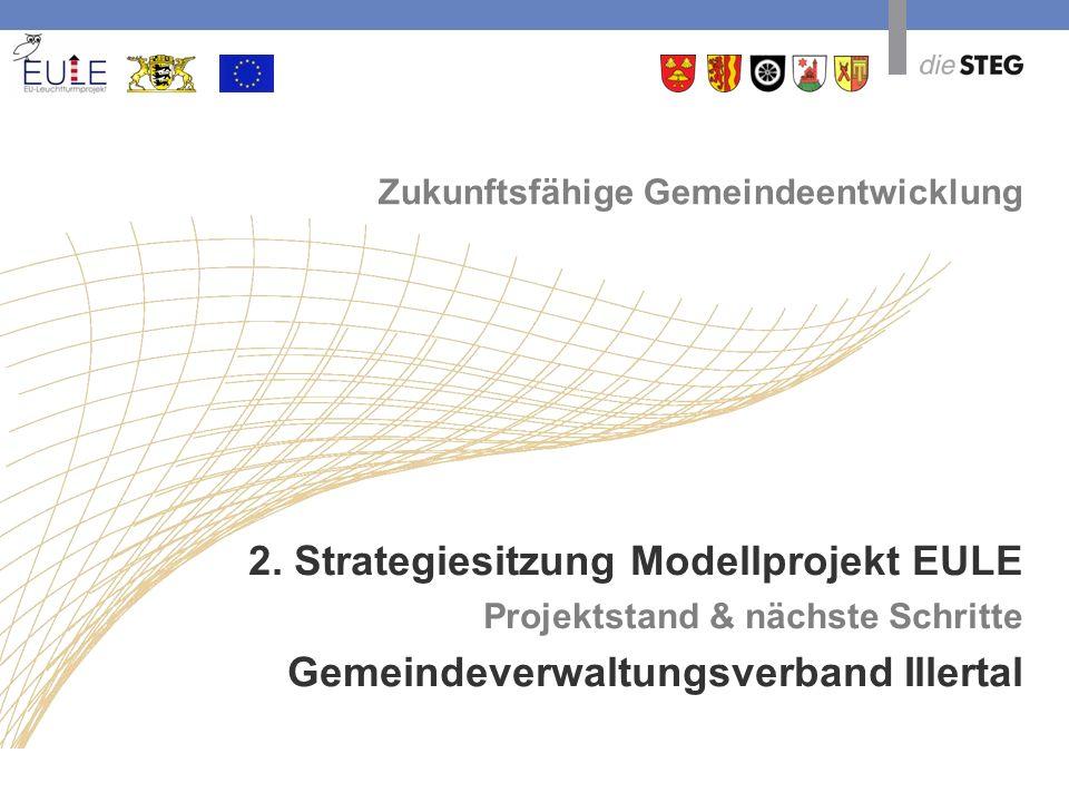 2. Strategiesitzung Modellprojekt EULE