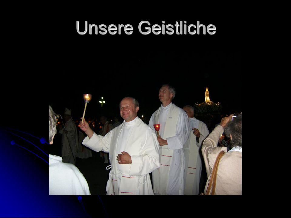 Unsere Geistliche