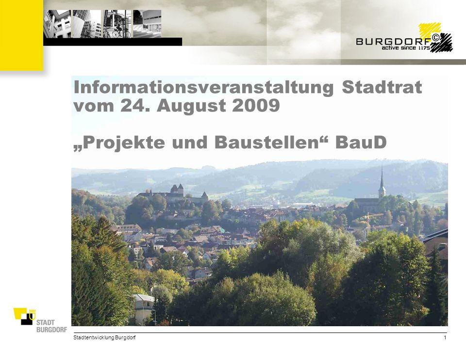 Informationsveranstaltung Stadtrat vom 24