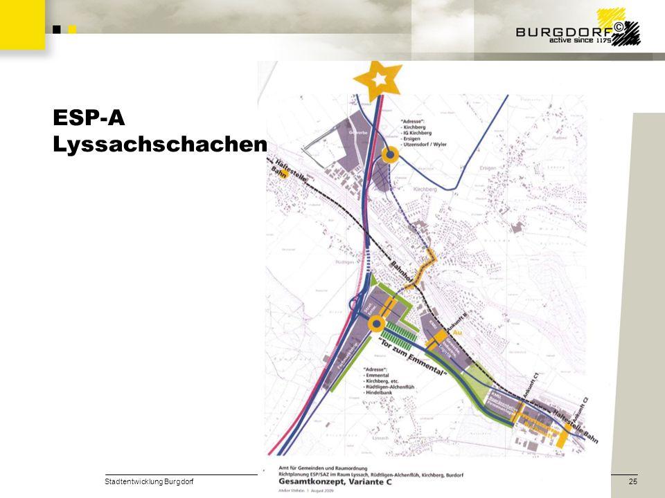 ESP-A Lyssachschachen