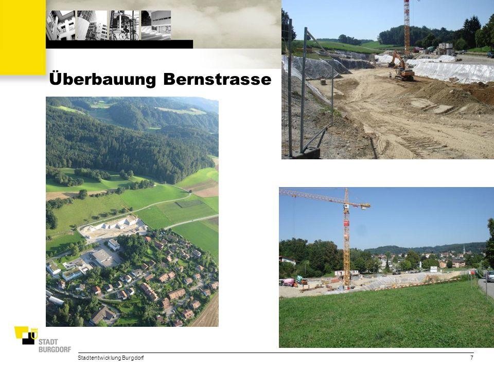 Überbauung Bernstrasse