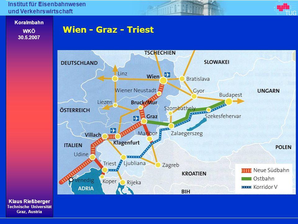 Wien - Graz - Triest
