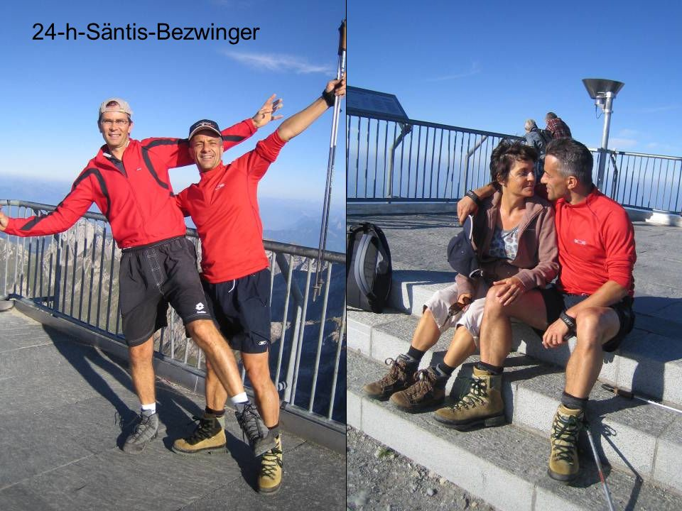 24-h-Säntis-Bezwingern (Start in Weinfelden)