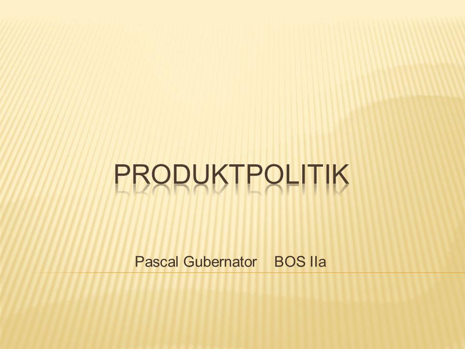 Pascal Gubernator BOS IIa
