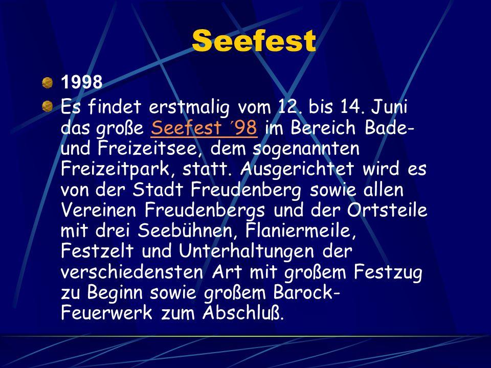 Seefest 1998.