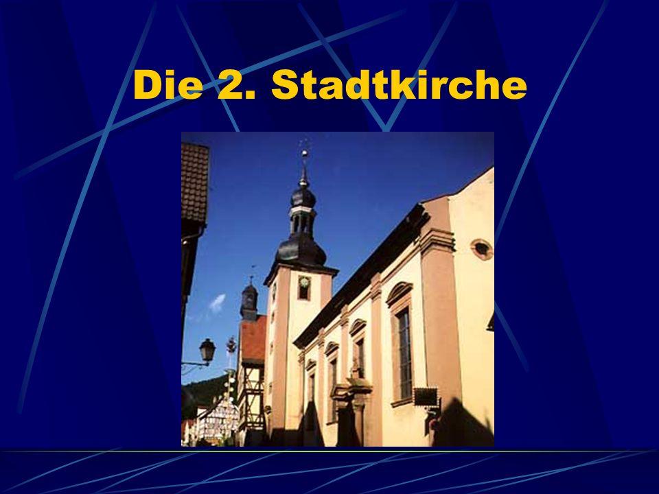 Die 2. Stadtkirche