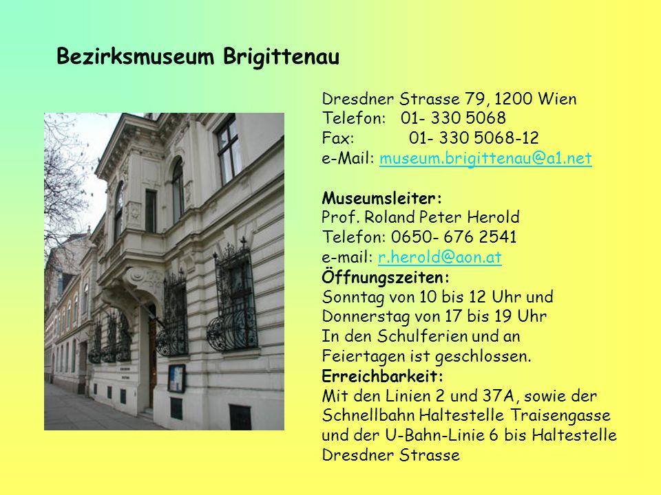 Bezirksmuseum Brigittenau