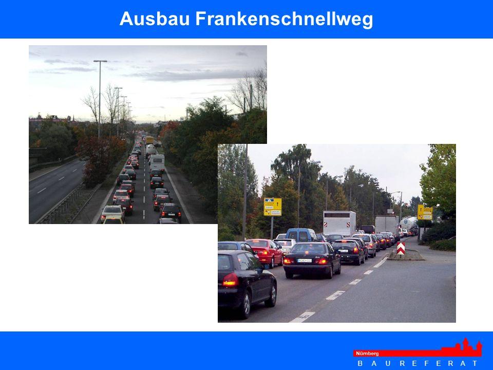 Ausbau Frankenschnellweg