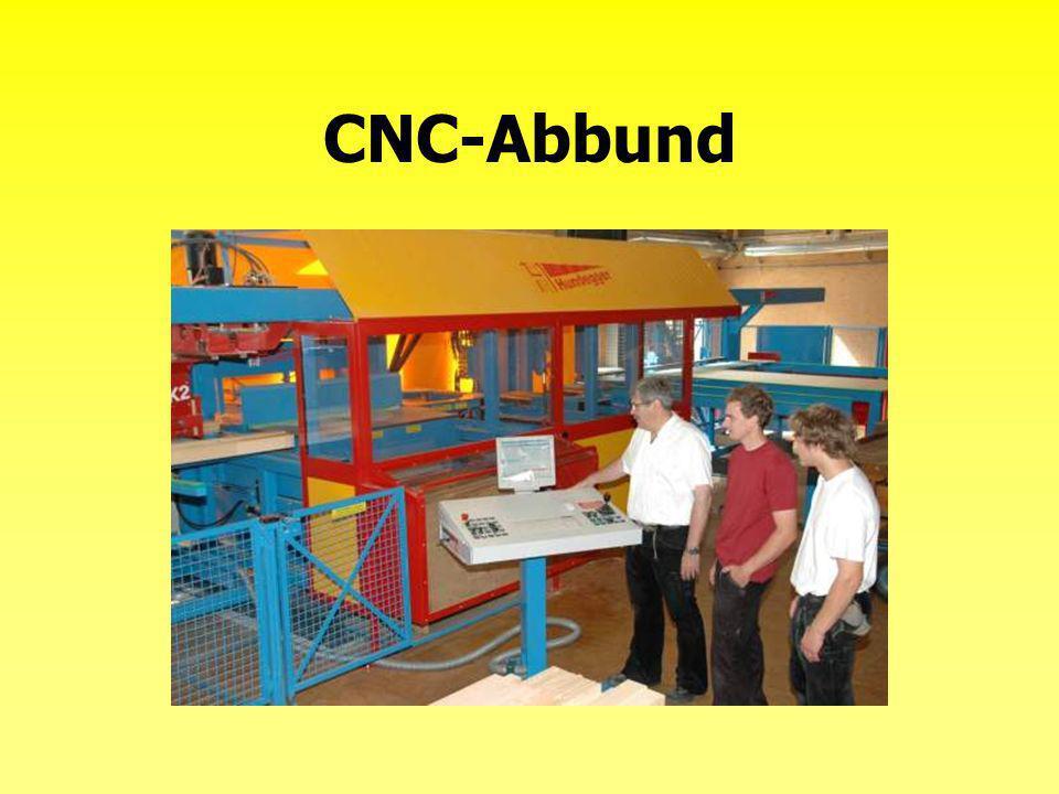 CNC-Abbund