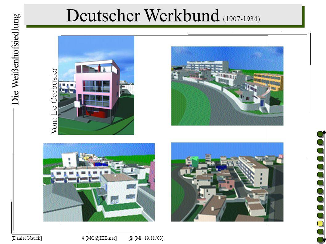 Deutscher Werkbund (1907-1934)