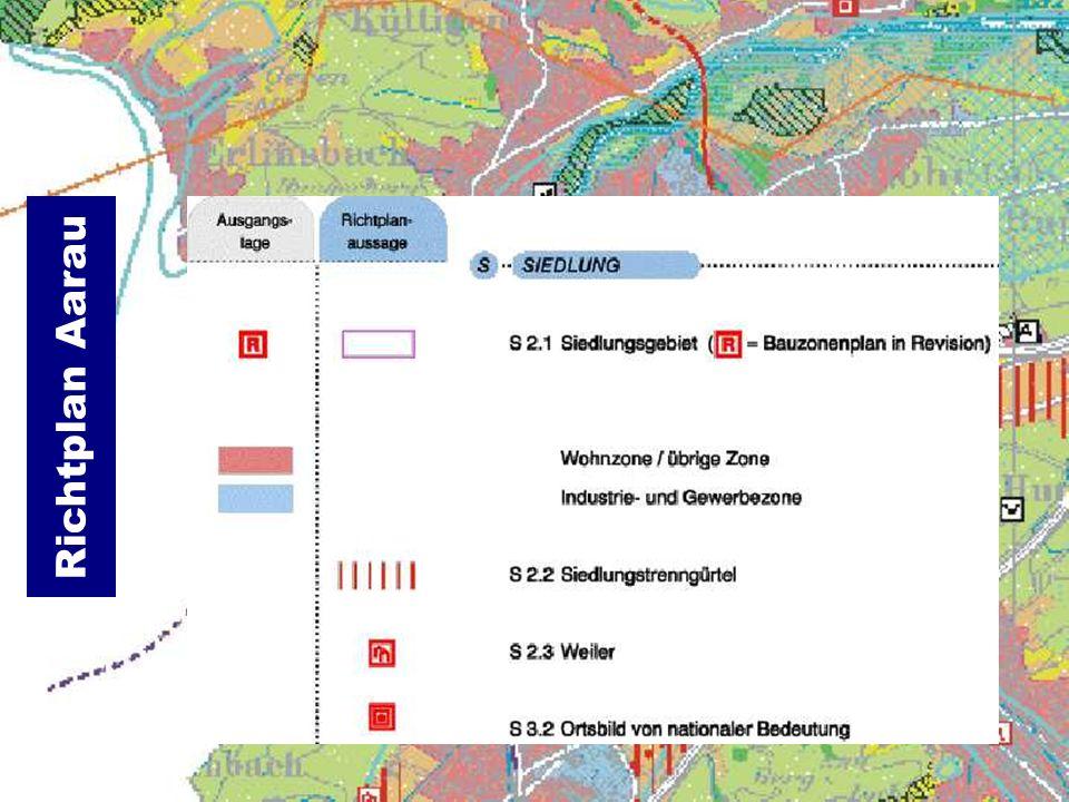 Richtplan Aarau