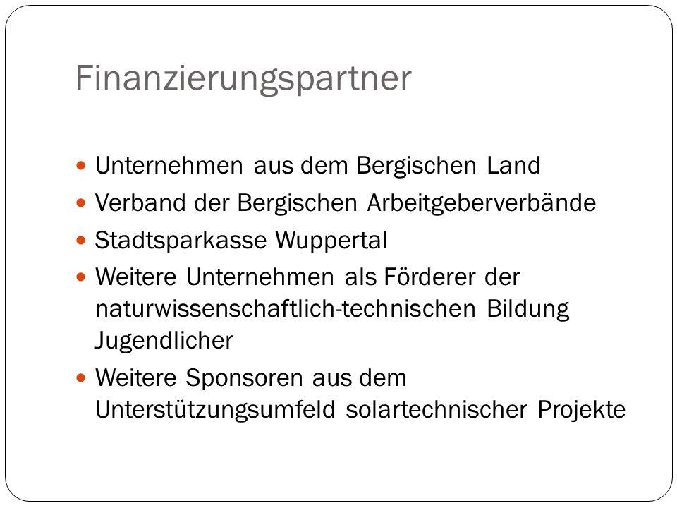 Finanzierungspartner