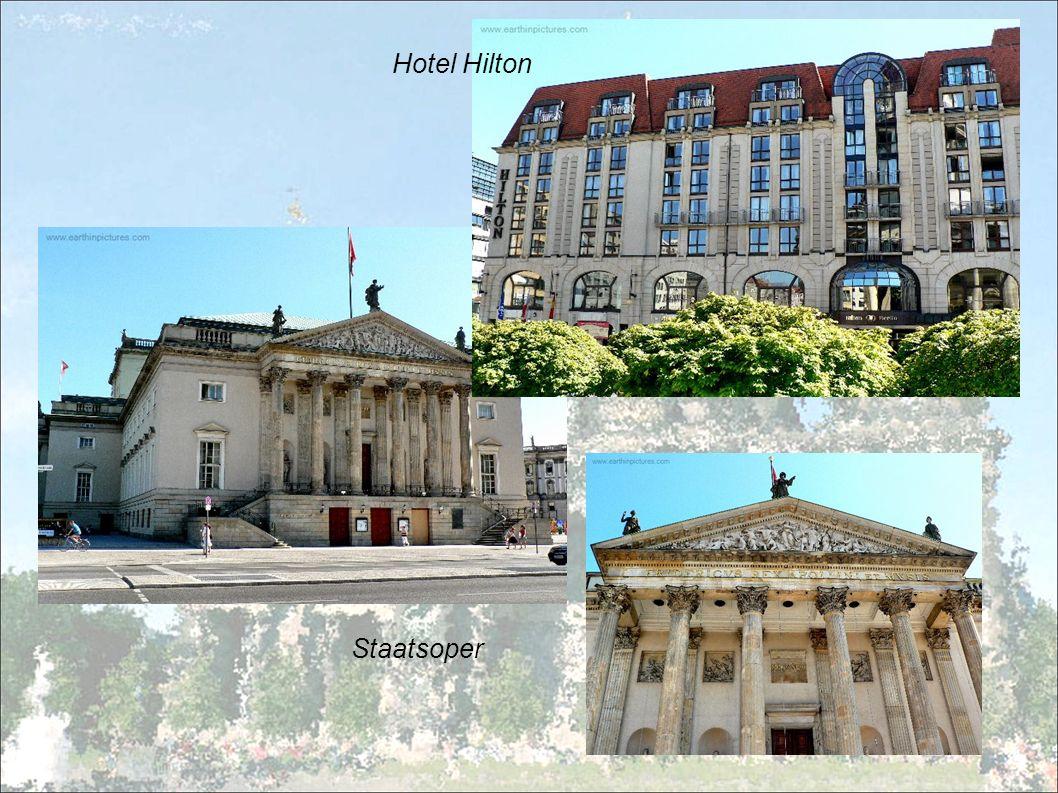Hotel Hilton Staatsoper