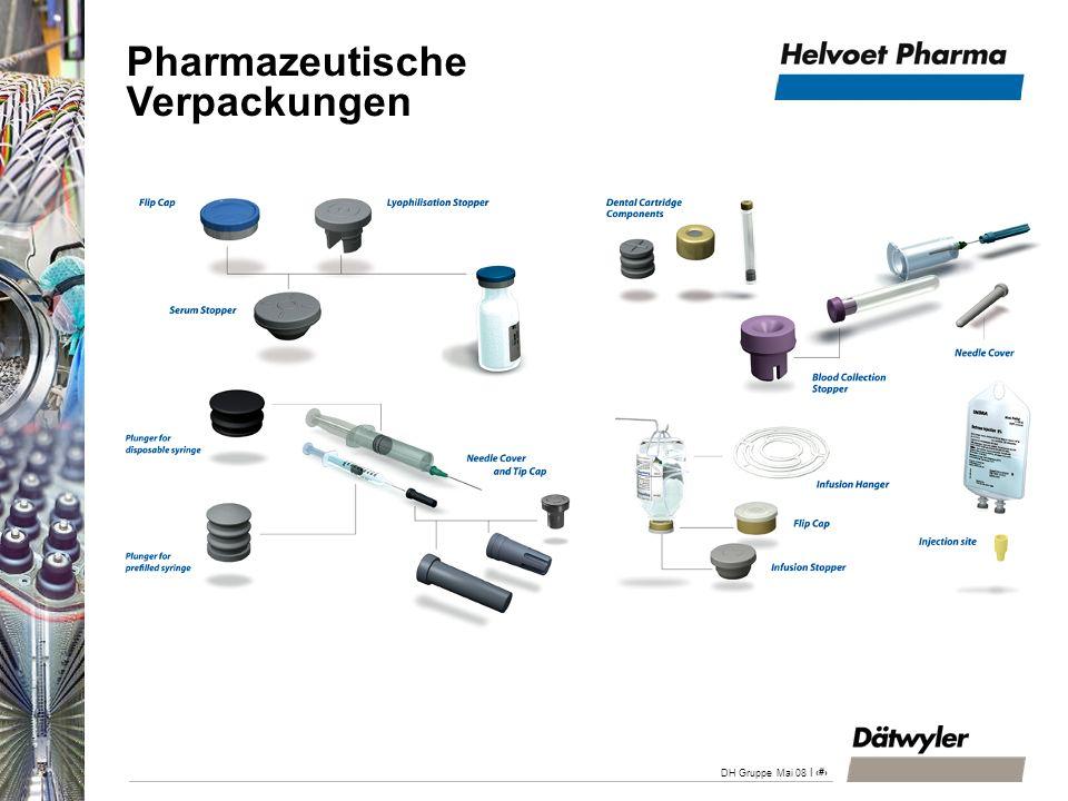 Pharmazeutische Verpackungen
