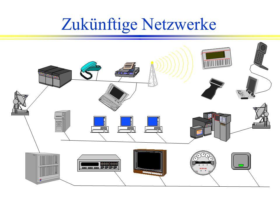 Zukünftige Netzwerke