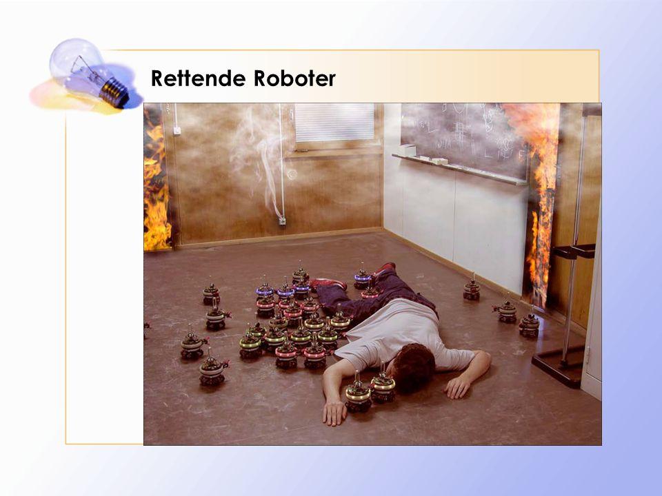 Rettende Roboter