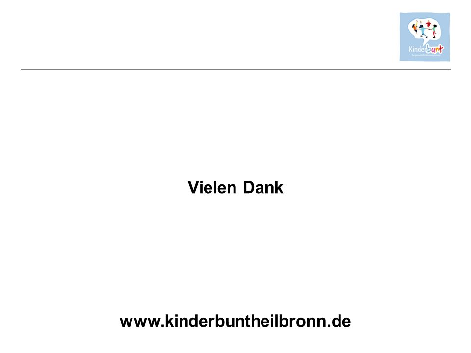 Vielen Dank www.kinderbuntheilbronn.de