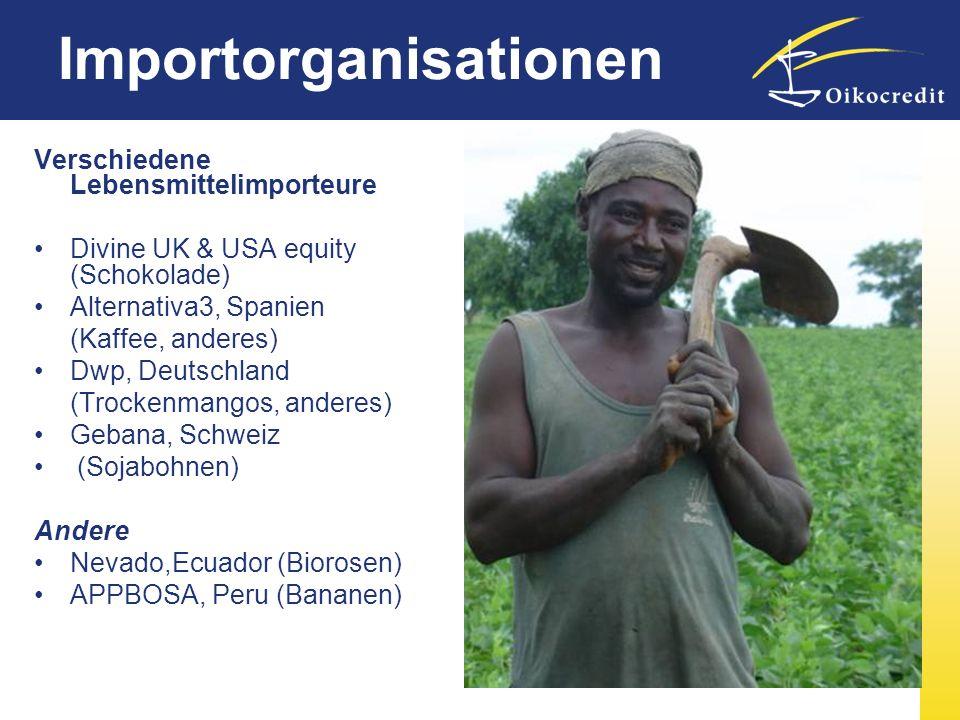 Importorganisationen