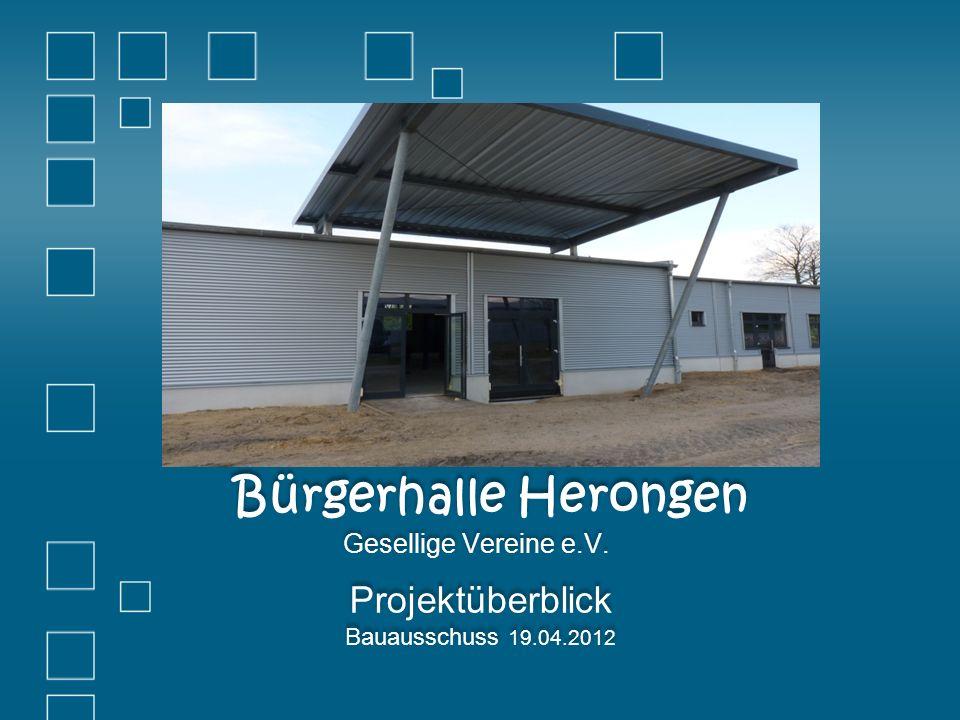 Bürgerhalle Herongen Gesellige Vereine e.V.