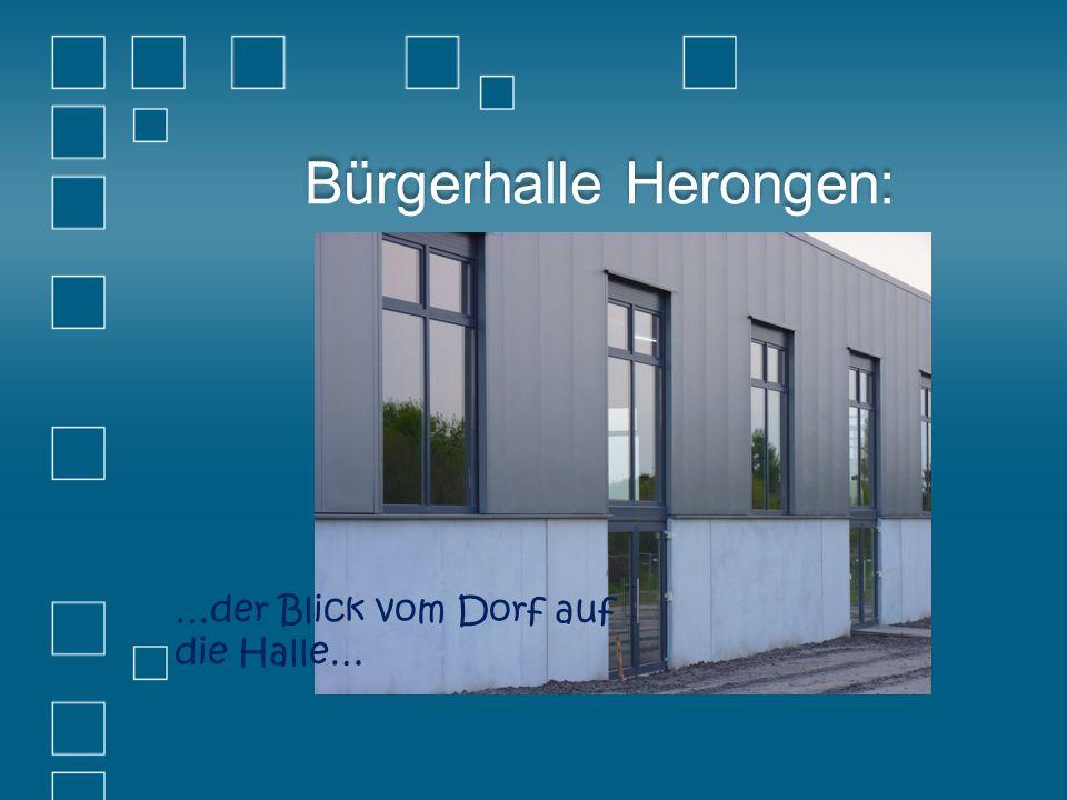 Bürgerhalle Herongen: