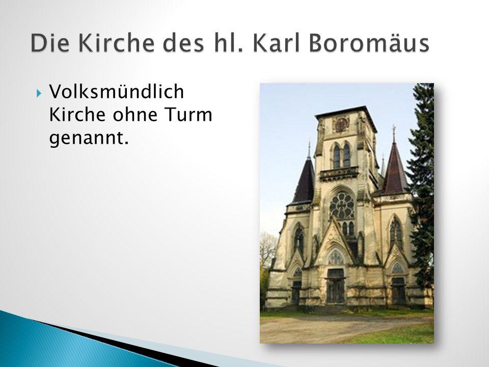 Die Kirche des hl. Karl Boromäus