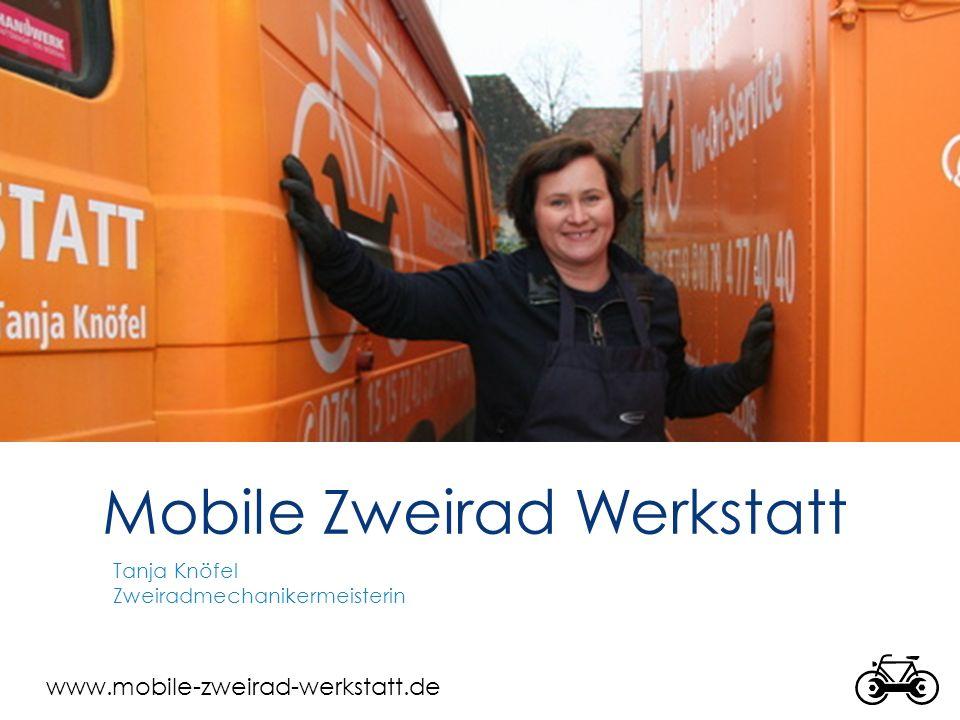 Mobile Zweirad Werkstatt