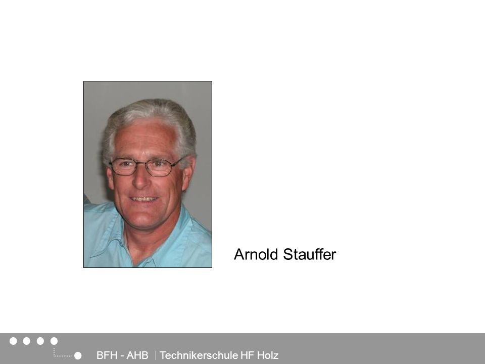 Arnold Stauffer Unterstützung der Praxis