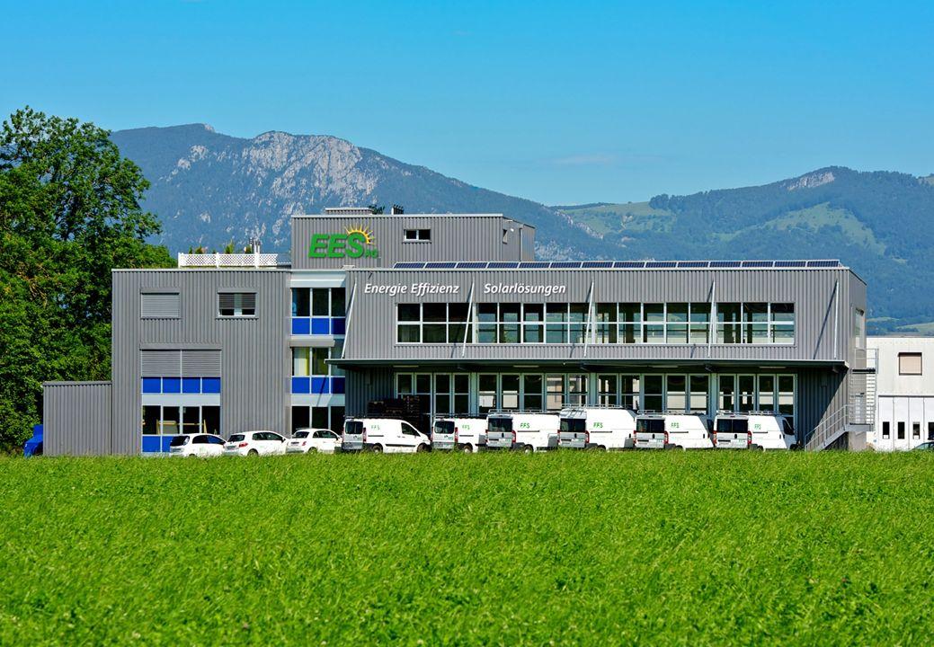 EES Jäggi-Bigler AG Hauptsitz in Etziken (Kt.SO)