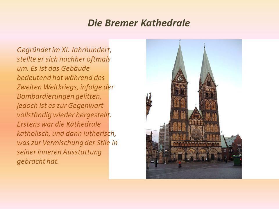 Die Bremer Kathedrale