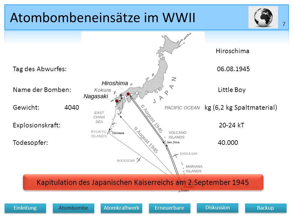 Kapitulation des Japanischen Kaiserreichs am 2.September 1945
