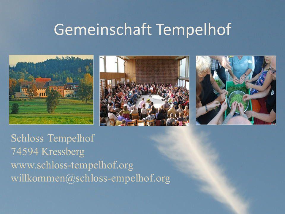Gemeinschaft Tempelhof