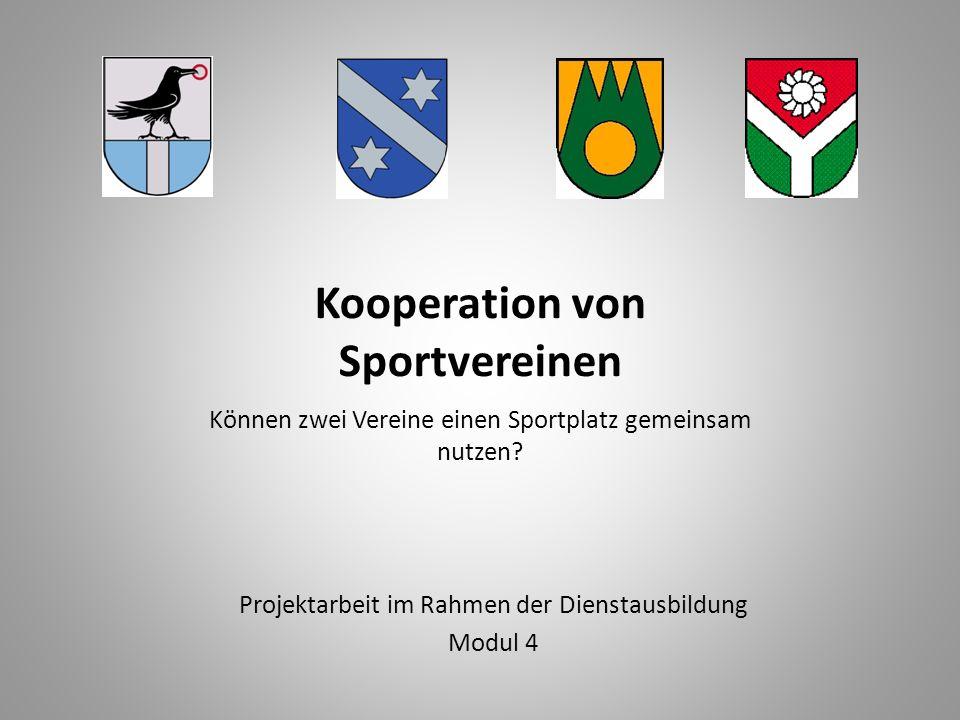 Kooperation von Sportvereinen