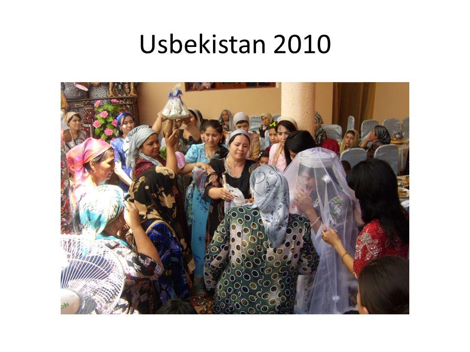Usbekistan 2010