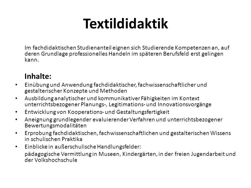 Textildidaktik