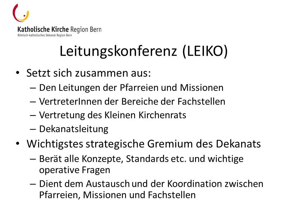 Leitungskonferenz (LEIKO)