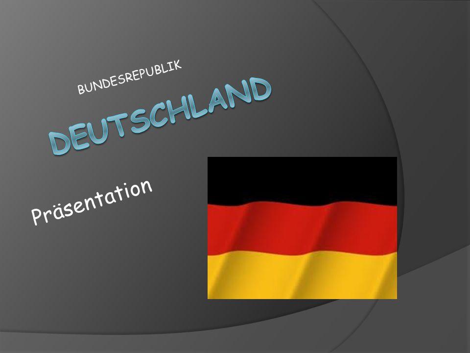 BUNDESREPUBLIK deutschland Präsentation