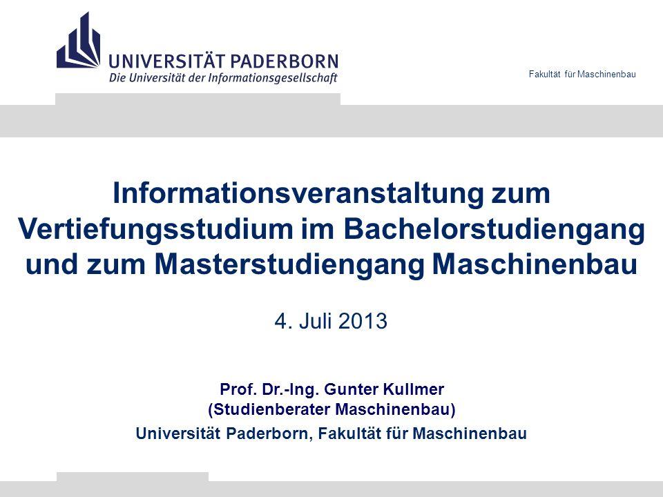Informationsveranstaltung zum