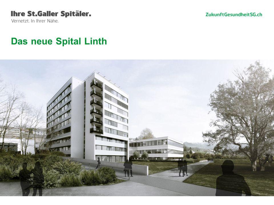 Das neue Spital Linth Willi Haag