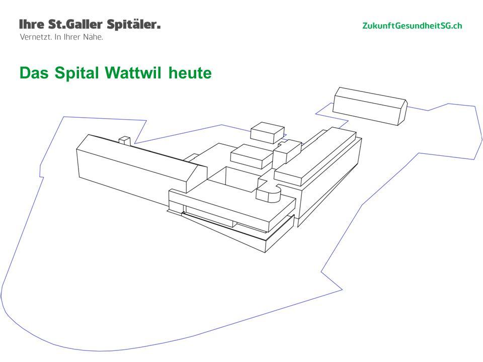 Das Spital Wattwil heute