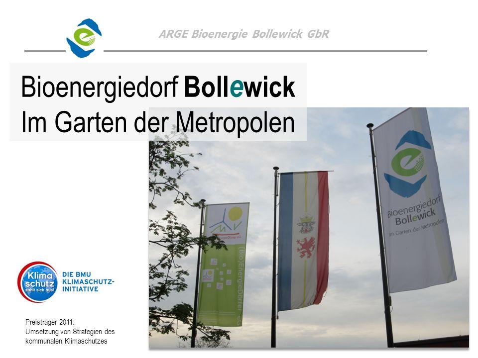 Bioenergiedorf Bollewick Im Garten der Metropolen