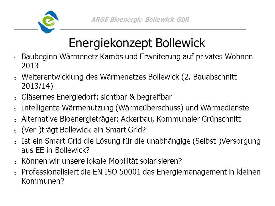 Energiekonzept Bollewick