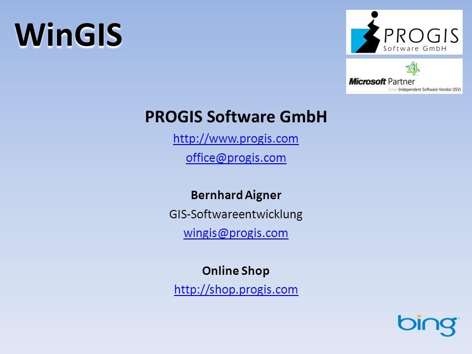 GIS-Softwareentwicklung